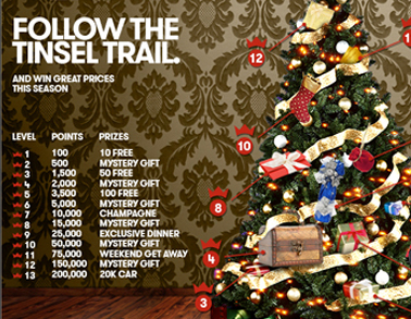 Follow the tinsel trail featured image