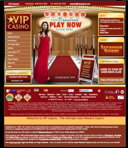 Old VipCasino.com